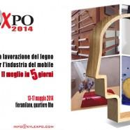 La tornitura d'arte a Xylexpo 2014