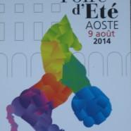 AOSTA – 46^ Foire d'eté 2014